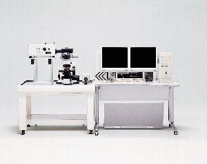FLUOVIEW™ 300/500 confocal laser scanning microscope with computer