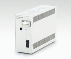 蛍光観察用電源装置