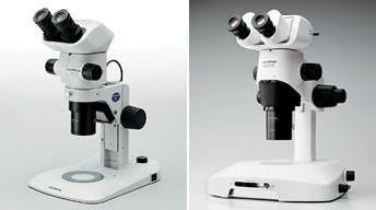 図5 実体顕微鏡