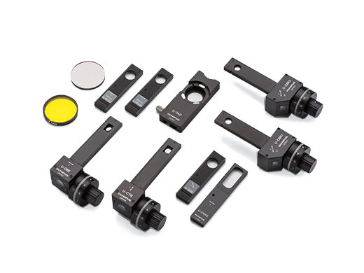 An Extensive Range of Compensators and Wave Plates