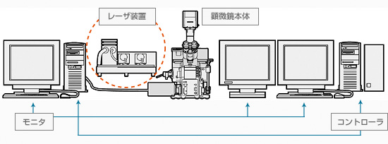 Laser Scanning Microscopes System