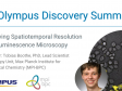Improving Spatiotemporal Resolution in Bioluminescence Microscopy